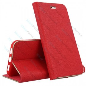 Flip Case Magnetic Samsung Galaxy S9 Plus G965 red