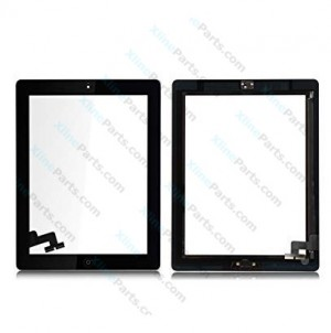 Touch Panel Apple iPad 2 Complete black (Original)