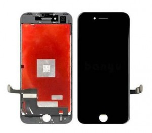 LCD with Touch iPhone 7 black Complete