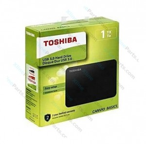 External Hard Disk HDD Toshiba 1TB 2.0 3.0