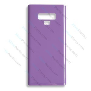 Back Battery Cover Samsung Galaxy Note 9 N960 purple
