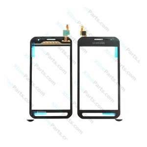 Touch Panel Samsung Galaxy Xcover 3 G388 silver HQ