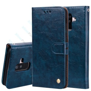 Flip Case Elegant Samsung Galaxy S10 Plus G975 blue