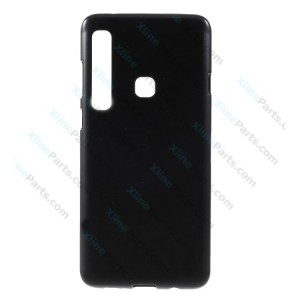 Silicone Case Jelly Samsung Galaxy A9 (2018) A920 black