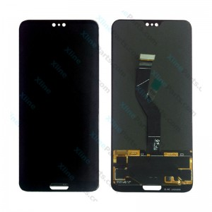 LCD with Touch Huawei P20 Pro black OCG