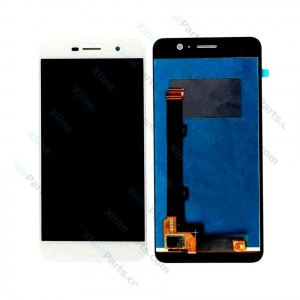 LCD with Touch Huawei Y6 Pro white HQ