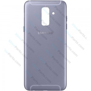 Back Battery Cover Samsung Galaxy A6 Plus (2018) A605 lavender