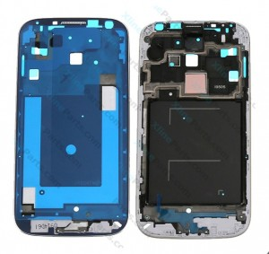 Middle Cover Samsung Galaxy S4 I9505 blue