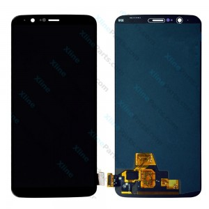 LCD with Touch OnePlus 5T black HQ