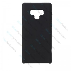Silicone Case Liquid Samsung Galaxy Note 9 N960 black