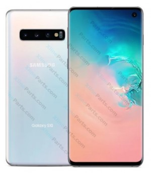 Mobile Phone Samsung Galaxy S10 G973F Dual 128GB prisma white