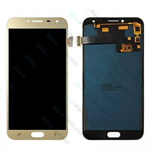 LCD with Touch Samsung Galaxy J4 (2018) J400 gold OLED