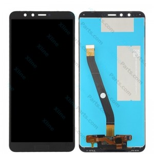 LCD with Touch Huawei Y9 (2018) black