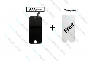 LCD with Touch Apple iPhone 5G black  AAA+++
