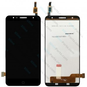 LCD with Touch Alcatel Pop 4 Plus 5056D 5056E black OCG