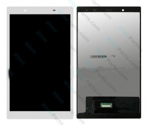 """LCD with Touch Lenovo Tab 4 8.0"""" TB-8504X white OCG"""