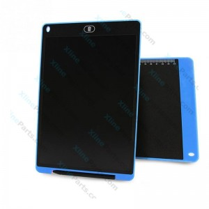 "Digital LCD Writing Tablet 12"" blue"