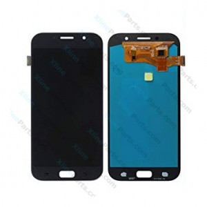 LCD with Touch Samsung Galaxy A7 (2017) A720 black OLED