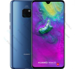 Mobile Phone Huawei Mate 20 Dual 128GB blue