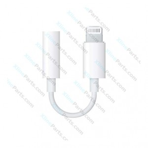 Apple iPhone Lightning to 3.5mm Headphone Jack Adapter