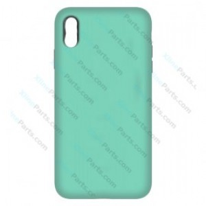 Back Case Apple iPhone XS Max Hard Case ice blue