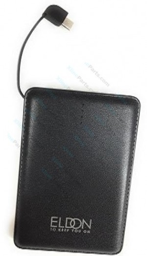 Power Bank Eldon E40 15000 mAh black