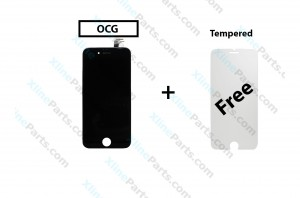 LCD with Touch Apple iPhone 6G Plus black OCG