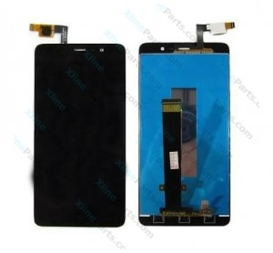 LCD with Touch Xiaomi Redmi Note 3 black OCG