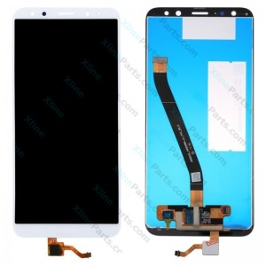 LCD with Touch Huawei Mate 10 Lite white OCG