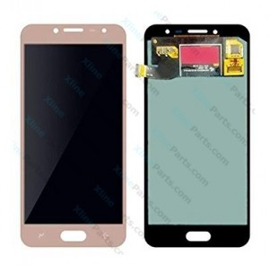 LCD with Touch Samsung Galaxy J2 Pro (2018) J250 gold (Original)