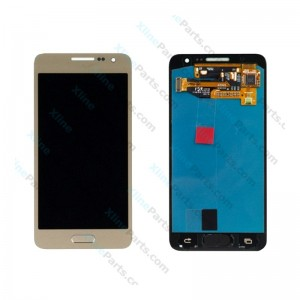 LCD with Touch Samsung Galaxy  A3 A300 gold (Original)