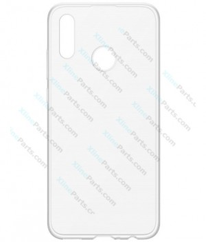 Silicone Case Huawei Y7 Prime (2019) clear