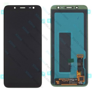 LCD with Touch Samsung Galaxy J6 (2018) J600 black (Original)