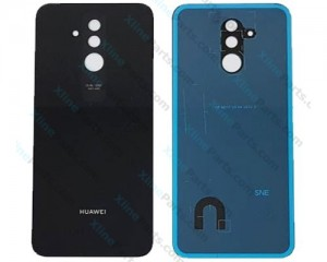 Back Battery Cover Huawei Mate 20 Lite black