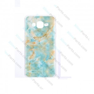 Silicone Case Jelly Samsung Galaxy J2 Prime G532 marbled printed