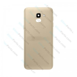 Back Battery Cover Samsung Galaxy J6 (2018) J600 gold