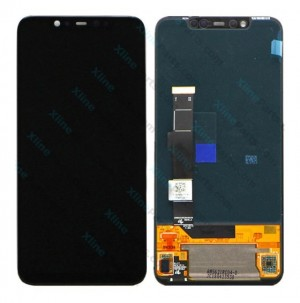 LCD with Touch Xiaomi MI 8 black OCG