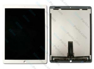 LCD with Touch and Board Apple iPad Pro 12.9 (2017) white OCG