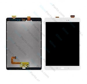 "LCD with Touch Samsung Galaxy Tab A 9.7"" P550 P555 white OCG"