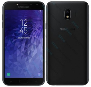 Mobile Phone Samsung Galaxy J4 (2018) J400F Dual 16GB black NO EU