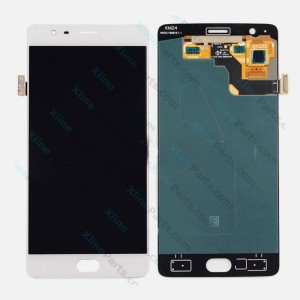 LCD with Touch and Frame OnePlus 3 white OLED