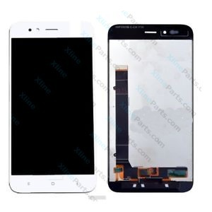 LCD with Touch Xiaomi Mi A1 5X white OCG