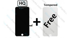 LCD with Touch Apple iPhone 7 black HQ
