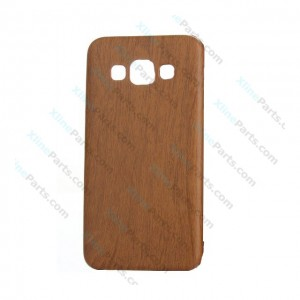 Silicone Case Samsung Galaxy A3 A300 wood printed