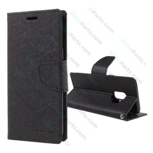 Flip Case Fancy Samsung Galaxy S9 G960 black
