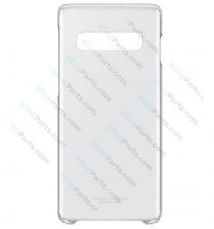 Silicone Case Samsung Galaxy S10 Plus G975 clear
