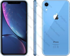 Mobile Phone Apple iPhone XR 64GB blue