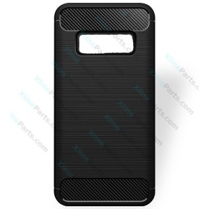 Silicone Case Carbon Samsung Galaxy Note 8 black