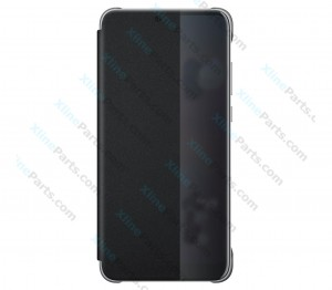 Flip Case Smart View Huawei P20 black (Original)