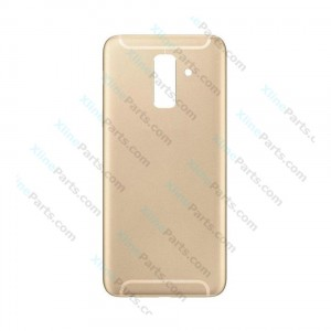Back Battery Cover Samsung Galaxy A6 Plus (2018) A605 gold